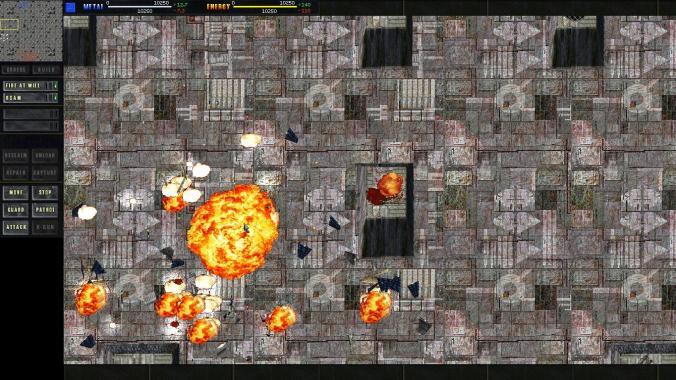 É a mesma explosão da tactical nuke... LOL