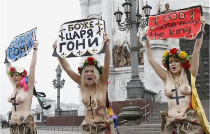 Não sei o que estão protestando, mas concordo plenamente...